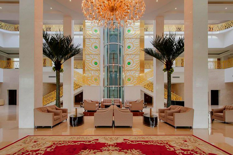 Pefaco Hotel Alima Palace 5* · Oyo · Congo