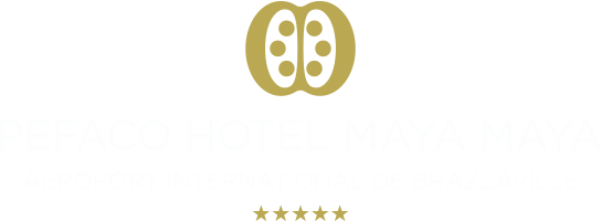 Logo Pefaco Hotel Maya Maya 5* · Brazzaville · Congo