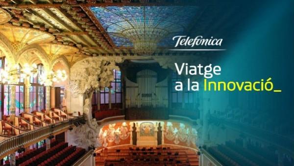 Pefaco Hoteles invité de Telefónica à la Journée Voyage à l'Innovation