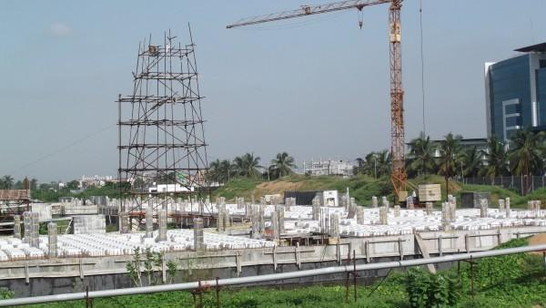 Le suivi des travaux de Pefaco Hôtel Prestige Lomé
